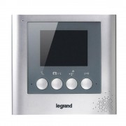 Post de interior 3.5'' gri Legrand 369105