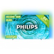 Philips TV 65OLED803 Tvs - Zilver