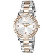 Gio Collection Analog White Dial Womens Watch - G2012-55