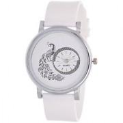 i DIVA'S new brand white more analog watch for girls
