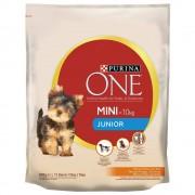 Purina ONE Mini Junior Chicken & Rice - 3 x 800 g