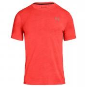 Under Armour Men's Threadborne FTD Printed T-Shirt - Red - M - Red