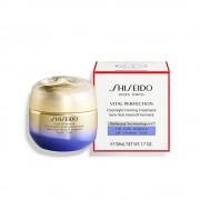 Shiseido Vital Perfection Overnight Firming Treatment noční pleťové sérum proti vráskám 50 ml