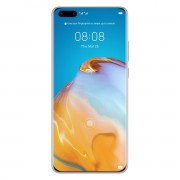 "Smartphone, Huawei P40 Pro, Dual SIM, 6.58"", Arm Octa (2.86G), 8GB RAM, 256B Storage, Android, Silver (6901443376957)"