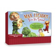 Max Lucado's You Are Special and 3 Other Stories: A Children's Treasury Box Set, Hardcover