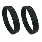Zodiac MX8/MX6 Tracks / Tyres A0166100 (2PK) - Pool Cleaner Spare Parts