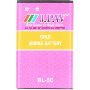 JPW Li-ion 1050 mAh Mobile Battery BL-5C Battery For Nokia BL-5C Phone