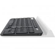 Tipkovnica Logitech K780, bežična, multi-device, Bluetooth, Unifying receiver, USB