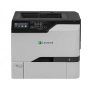 Lexmark CS727de - Impressora - a cores - laser - A4/Legal - 1200 x 1200 ppp - até 38 ppm (mono)/ até 38 ppm (cor) - capacidade: