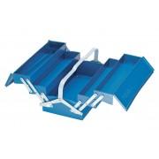 Caisse à outils, vide, 5 compartiments, 210x420x225 mm - 1265 L