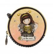 Mini Kerek Válltáska - Gorjuss - Bee - Loved (Just Bee - Cause)