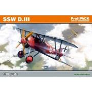 Eduard 8256 - 1:48 Siemens-Schuckert SSW D.III
