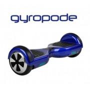 Gyropode Scooter Électrique Deux Roues Bleu