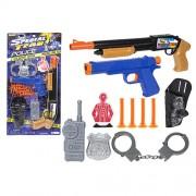 Set arme de politie cu accesorii