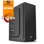 Altos Valkyrie, AMD Ryzen 5 2400G/8GB/SSD 120GB/HDD 1TB/Radeon Vega 11/DVD