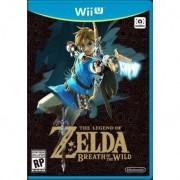 Videojuego Nintendo Legend Of Zelda Breath Of The Wild