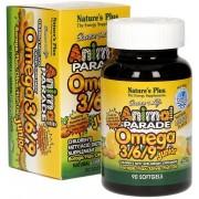 Nature's Plus Animal Parade® Omega 3/6/9 Junior - 90 Softgels