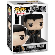 Johnny Cash FUNKO POP Vinylfigur! - Johnny Cash Johnny Cash Rocks Funko Pop Vinylfigur-multicolor - Offizielles Merchandise - Offizielles Merchandise