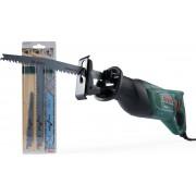 Bosch PSA 700 E Reciprozaag - 710 Watt - Incl. 3 extra soorten zaagbladen