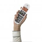 Doro Téléphone Sans fil Duo DORO Phone Easy 100w Blanc grand afficheur