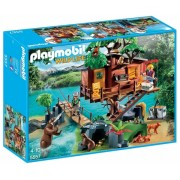Casa din copac Wild Life Playmobil