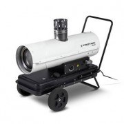 TROTEC Calefactor de gasoil indirecto IDE 20