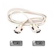 Cablu video; VGA M la VGA M; 3m