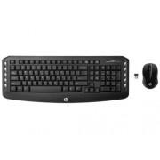 KBD, HP Classic Desktop, Wireless + мишка (LV290AA)