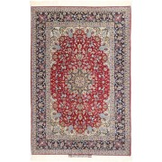 RugVista Isfahan silkesvarp matta 165x240 Persisk Matta