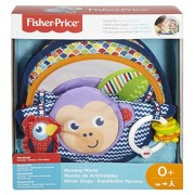 Fisher Price Activity Mirror Monkey FDC 56