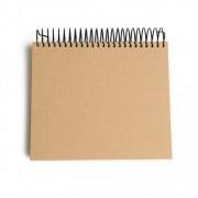 Dille&Kamille Carnet de notes, papier surligné, 16,5 x 16,5 cm