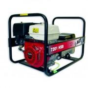 AGT 7201 HSB SE Generator curent ,putere motor 6 kVA , tip motor Honda OHV