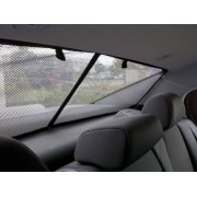 Auto Style Privacy shades Landrover 3drs Evoque 2011