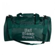 geschenkidee.ch Personalisierbare Sporttasche 32 L. grün