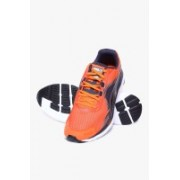 Puma Faas 500 V4 Vermillion Orange-Black-Periscope Running Shoes For Men(Orange)