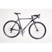 Neuzer Whirlwind 100 46 cm országúti kerékpár Fekete-Rózsaszín
