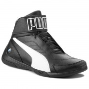 Обувки PUMA - BMW MMS Kart Cat Mid III 306196 01 Anthracite/Puma White