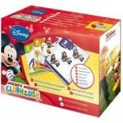 Комплект големи карти за игра Мики Маус, 40605, Lisciani, 8008324040605