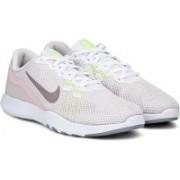 Nike W NIKE FLEX TRAINER 7 Training & Gym Shoes For Women(Pink)
