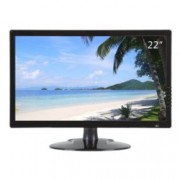 "Монитор Dahua LM22-L200, 21.5"" (54.61cm) LED панел, Full HD, 5ms, 1000:1, 200cd/2, HDMI, VGA, BNC"