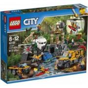 LEGO CITY - JUNGLA: AMPLASAMENT DE EXPLORARE 60161