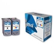 iggual Box-Economy Canon PG-540XL/CL-541XL