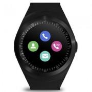 MEDIA-TECH Smartwatch Round Watch GSM MT855 Czarny