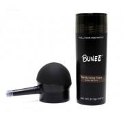 Hårfiber.nu Bunee Large (Valfri Färg) - 27,5g + Applikator - Light Brown