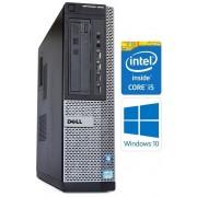 GABINETE DELL INTEL CORE I5 4GB RAM HD 500 DVD WIN10