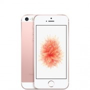 "Smartphone, Apple iPhone SE, 4"", 128GB Storage, iOS 9, Rose Gold (MP892RR/A)"