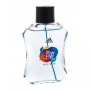 Adidas Team Five Special Edition 100 ml toaletní voda pro muže