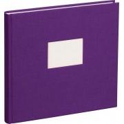 Semikolon Księga pamiątkowa Uni Eternity fioletowa