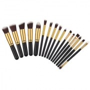 16pcs Amazing Soft Makeup Brushes Professional Cosmetic Make Up Brush
