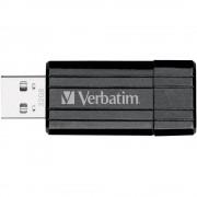 USB-ključ 32 GB Verbatim Pin Stripe crni 49064 USB 2.0